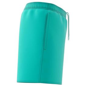 adidas Solid CLX Short Length Shorts Men active mint/white